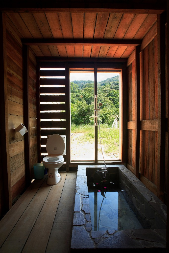 Bathroom, Chen House